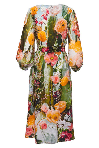 Akris Punto, Cactus Blossom Dress