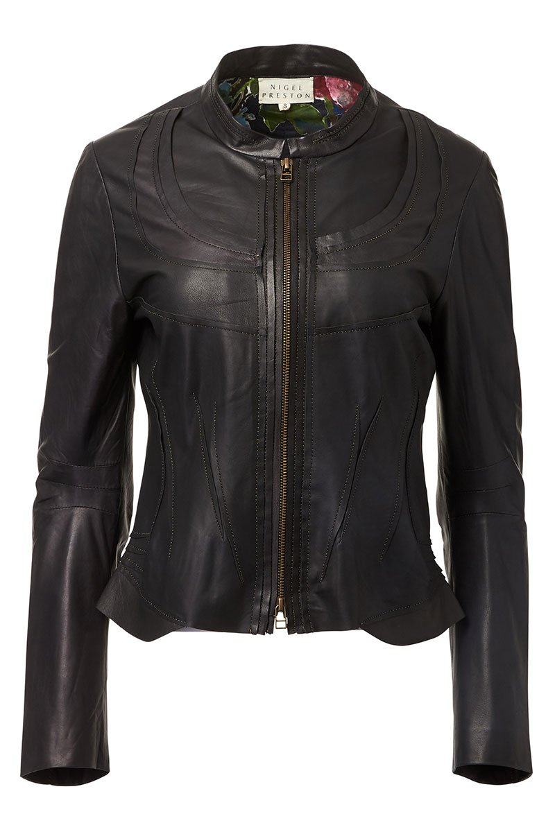 Nigel Preston, Heritage Corset Leather Jacket