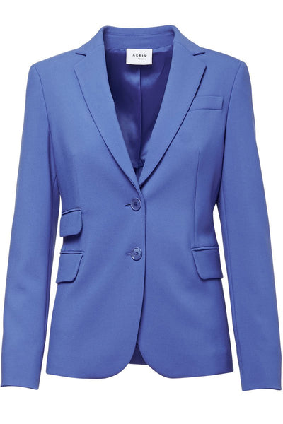 , Double Button Suit Jacket