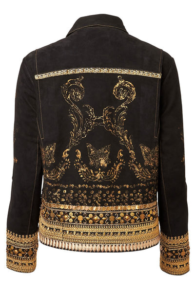 Nigel Preston, Harley Decorated Biker Jacket