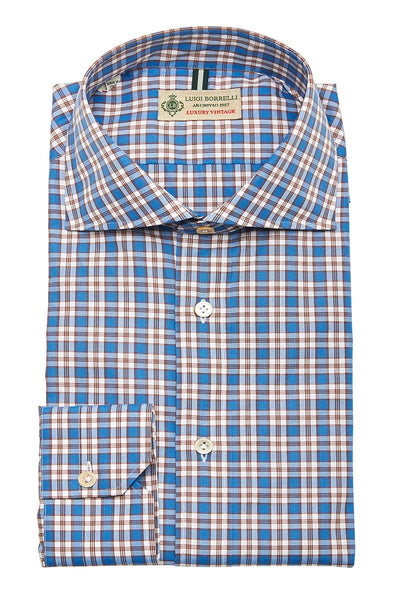 Luigi Borrelli, Checked Sportshirt