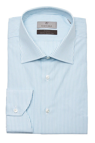 Canali, Exclusive Stripe Dress Shirt