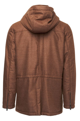 ISAIA, Hooded Parka