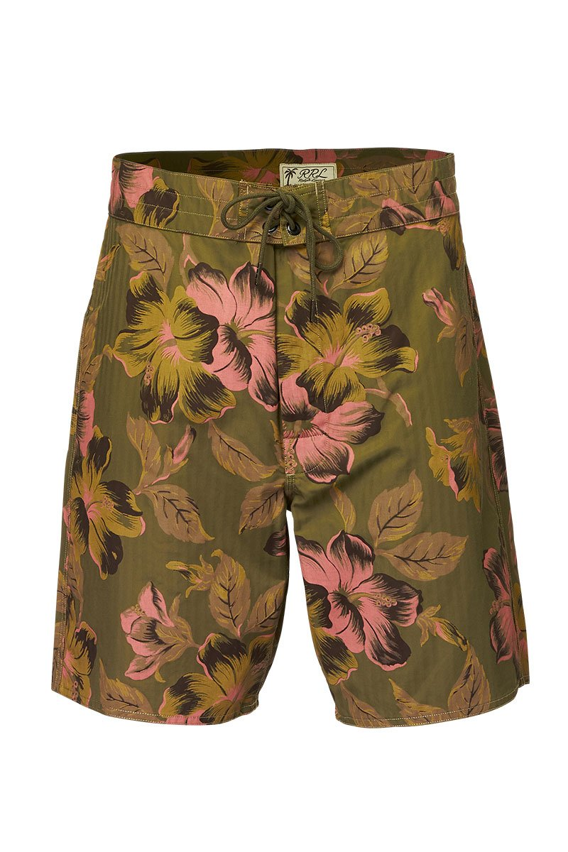 Double RL, Floral Shorts