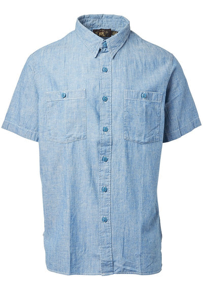 Double RL, Chambray Workshirt