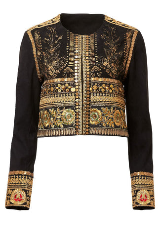 Nigel Preston, Esmeralda Embellished Jacket