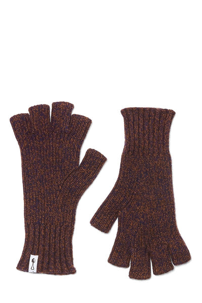 American Trench, Merino Melange Fingerless Gloves