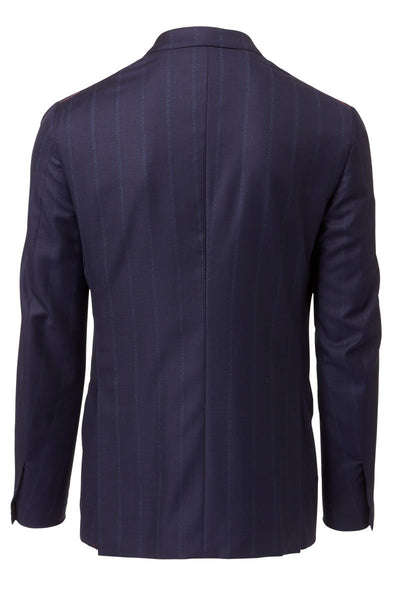 ISAIA, Chalk Stripe Suit