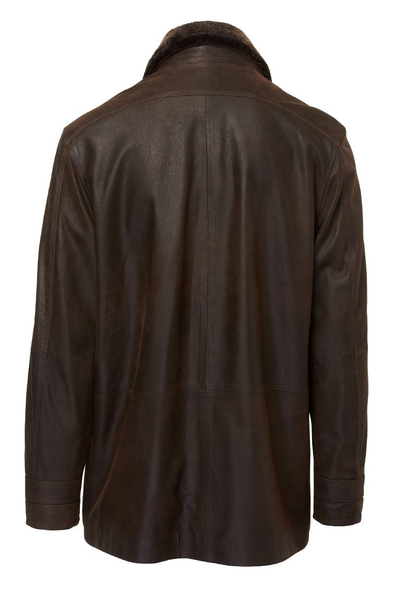 Remy, Frontier Leather Jacket