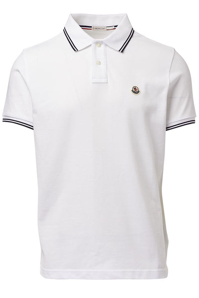 Moncler, Classic Banded Polo