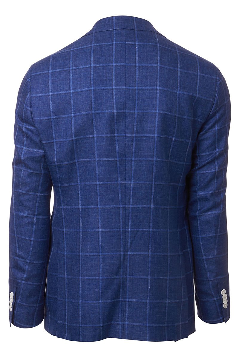 Windowpane Check Sportcoat