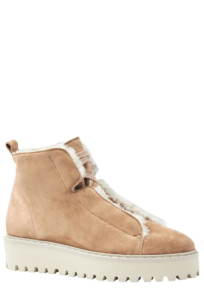 Kennel & Schmenger, Suede High-Top Sneakers