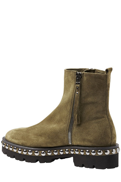 Kennel & Schmenger, Studded Suede Boots