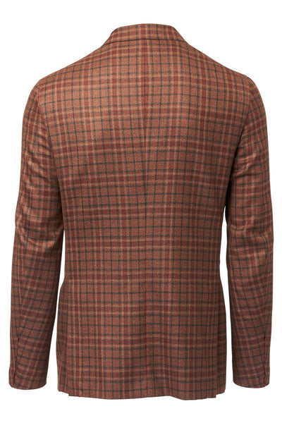 ISAIA, Cashmere Plaid Sportcoat