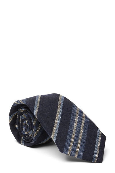 Kiton, Regimental Stripe Tie