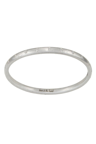 Article 22, Love is the Bomb Bangle