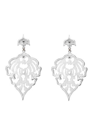 Temple Motif Earrings