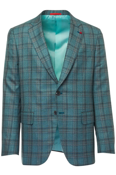 ISAIA, Green Check Sportcoat