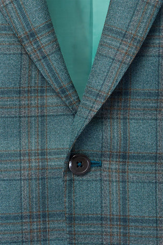 Green Check Sportcoat