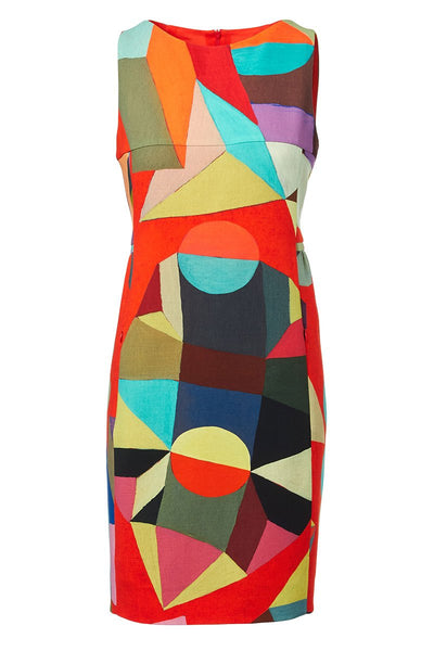 Akris, Indian Summer Dress