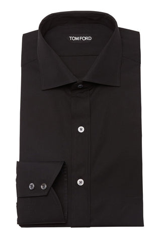 Tom Ford, Solid Dress Shirt