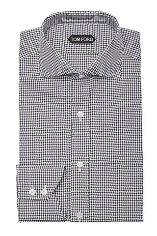Tom Ford, Houndstooth Dress Shirt