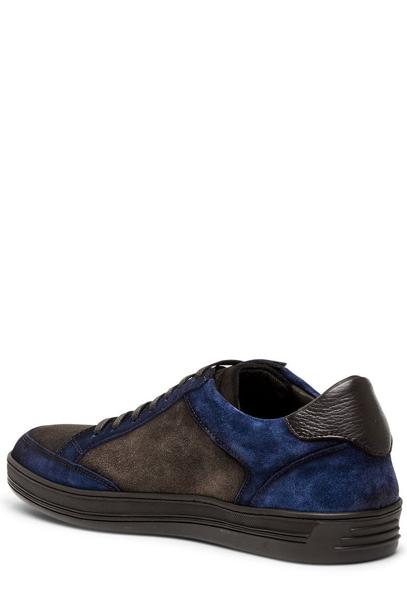 Antonio Maurizi, Suede Low Top Sneakers