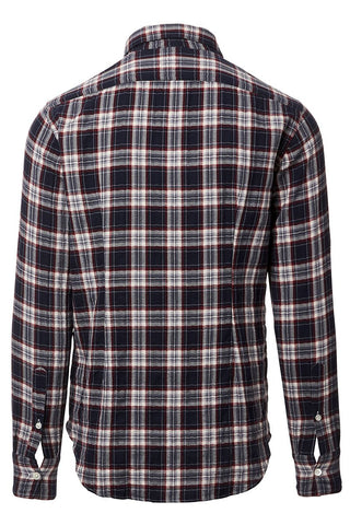 , Blue Plaid Sportshirt