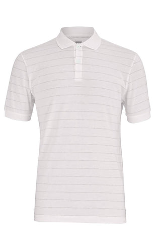 Eleventy, Striped Polo Shirt