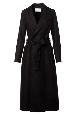 Pressed Duster Coat