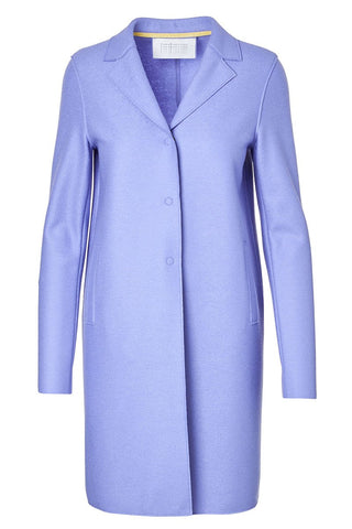 Pressed Wool Coat