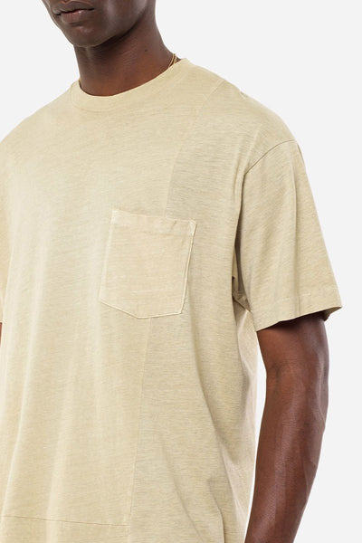 Reconstructed Lucky Pocket Tee