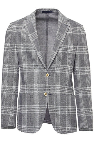 Eleventy, Plaid Soft Sportcoat