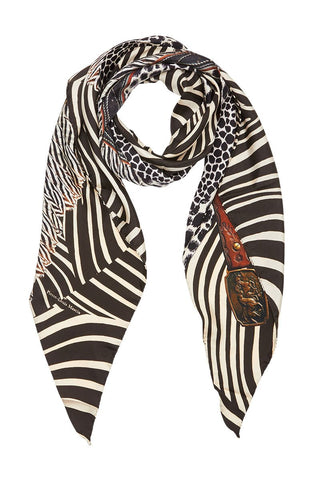 Pierre-Louis Mascia, Aloeuw Animal Print Scarf