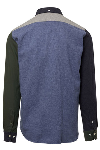 Side Patch Sportshirt