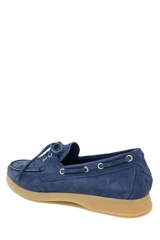 Andrea Ventura Firenze, Suede Boat Shoes