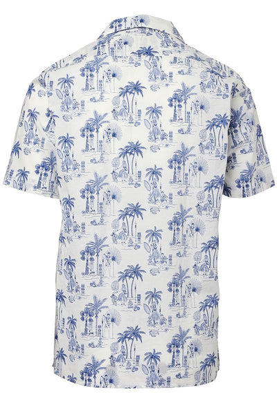 Hartford, Hawaiian Slam Sportshirt