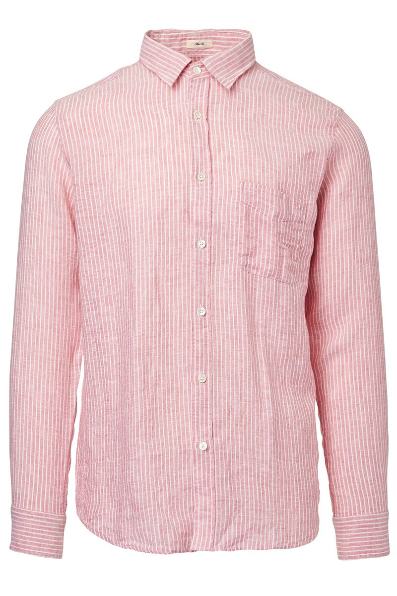 Hartford, Striped Storm Sportshirt