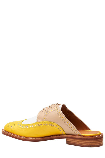 Clergerie Paris, Attach Oxford Mules