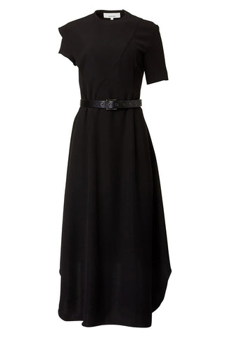 , Belted Dress