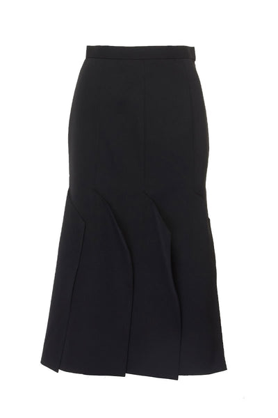 Flutter Pleated Skirt