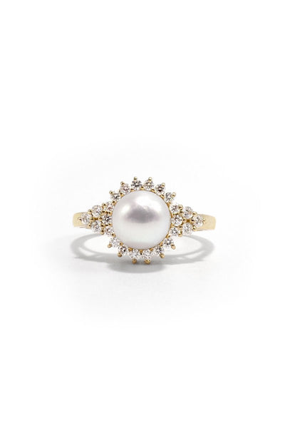 Ashley Zhang, Giverny Pearl Ring