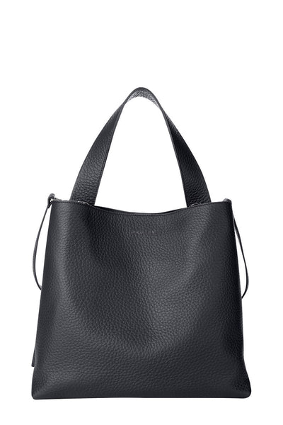 Orciani, Jackie Leather Shoulder Bag