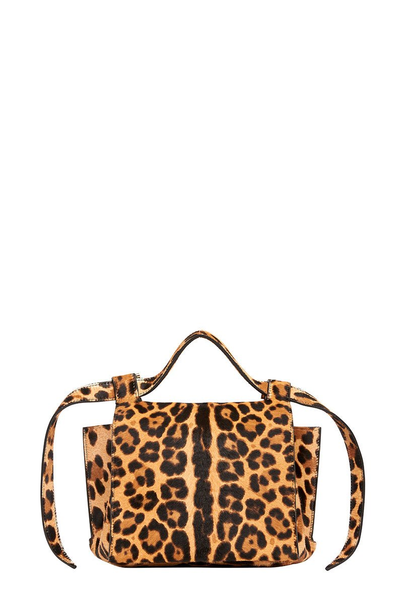 Foxy Leo Girl Crossbody