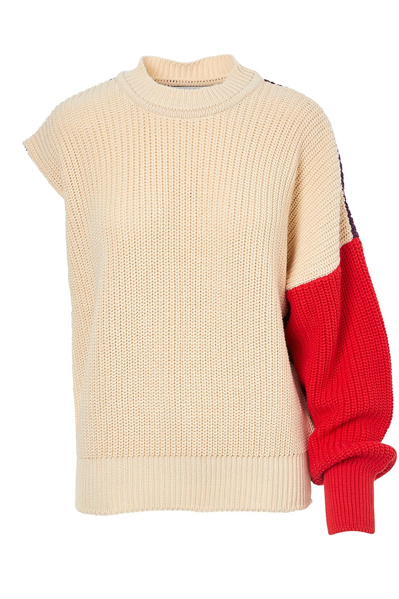 Babyish Bis Knit Sweater