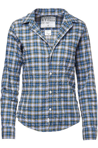 Frank & Eileen, Barry Plaid Shirt