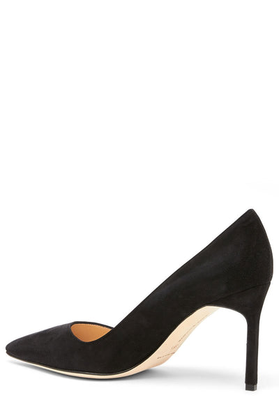BB90 Suede Pumps