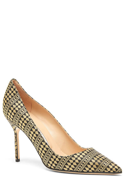 BB90 Jacquard Pumps