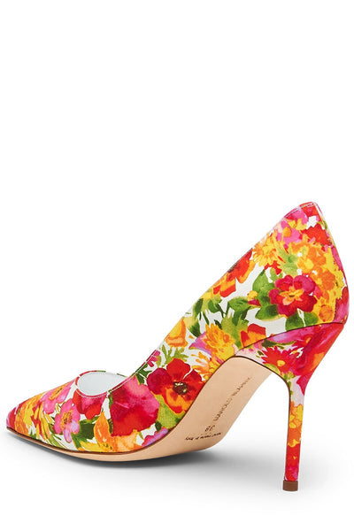 Manolo Blahnik, BB Floral Pumps