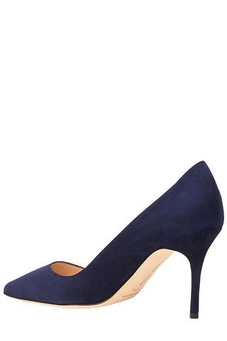 BB 90 Suede Pump